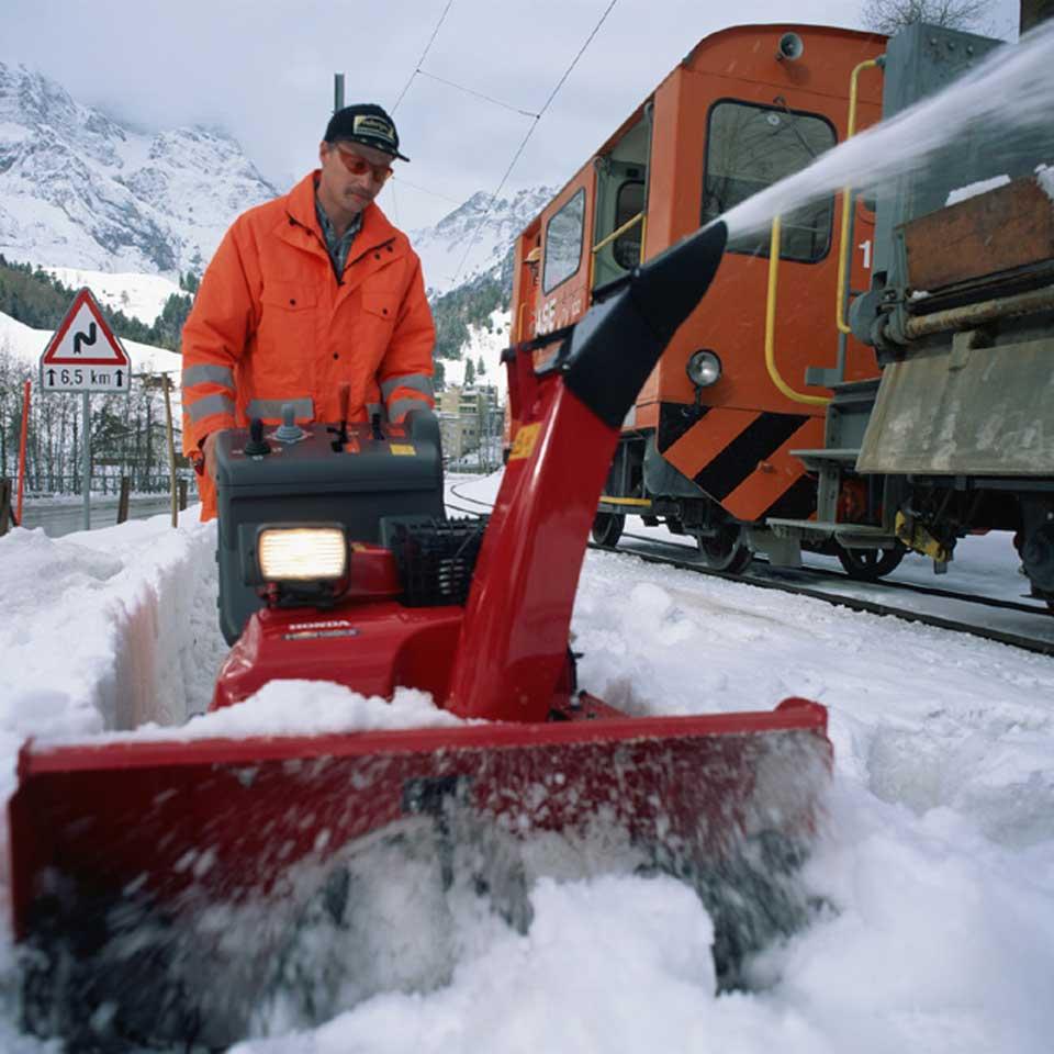 Снегоуборочная машина своими руками: достойная альтернатива 16